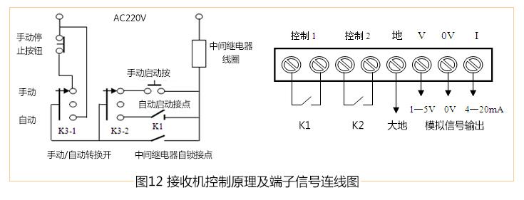 无线水位控制器控制原理