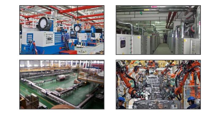 自动化控制系统产品应用