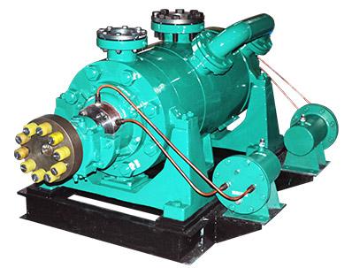 自平衡多级离心泵