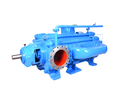 MD(P)型自平衡耐磨多级泵
